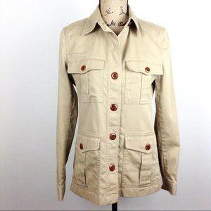 Ralph Lauren Stretch Cotton Jacket M